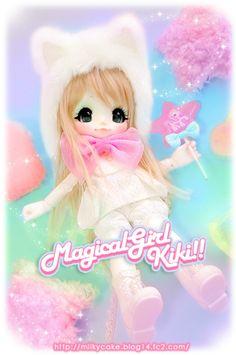 Kiki Kinoko Juice Dolls