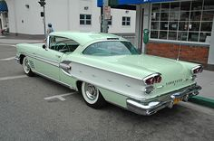 The 1957 Oldsmobile is one of my favorite designed cars. Not because that is the year I was born but because of the unique roofline. It is said that it wa...