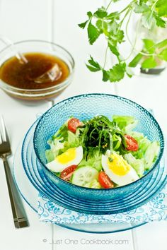 Japanese Salad Dressing | Easy Japanese Recipes at JustOneCookbook.com