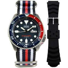 Shop New authentic Seiko Prospex Automatic Divers Watch at cheapest price. Fast shipping to USA New Zealand Switzerland UK Canada Australia Japan. Seiko Skx009, Seiko Men, Seiko Automatic Watches, Seiko Watches, Stainless Steel Polish, Stainless Steel Case, Gents Watches, Watches For Men, Authentic Watches