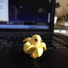 little chick banana