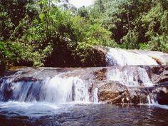 Cachoeira da Toca- Ilhabela -SP - Brazil