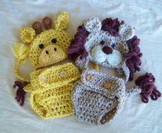 Baby Löwe Kostüm Baby Löwen Trachtenhut und von JojosBootique