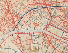 Detail, Les Travaux de Paris.