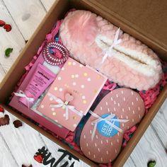 Ideas For Diy Geschenke Weihnachten Kleine Diy Gift Box, Diy Gifts, Handmade Gifts, Cute Gift Boxes, Cute Birthday Gift, Birthday Box, Birthday Presents, Happy 25th Birthday, Birthday Basket
