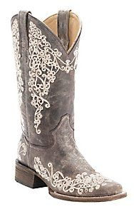 I think these will be my next pair of corral boots
