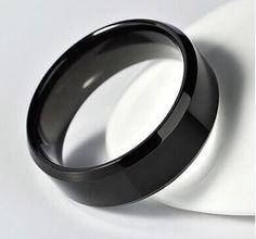 2016 anillo de Los Hombres, tungsten oro personalidad cola solo ofrecen anillo de moda anillo de la manera para la navidad
