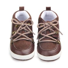 31987fcfbe7 Baby Boy Stylish High-Top Lace-Up Shoes  fashion  clothing  shoes