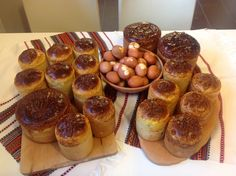 Великодні паски 2015. Ukrainian Easter Bread.