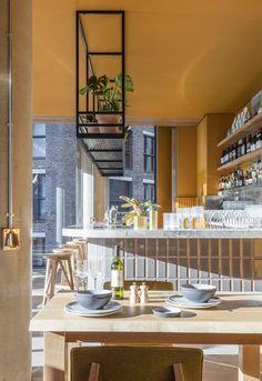 Treves & Hyde, London, 2017 - Grzywinski+Pons