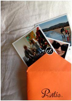 Love this idea for gifts.. Printic | The Orange Envelope | thirteenredshoes