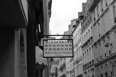 Maison Martin Margiela In Paris