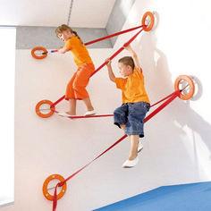 Delightful Modern Kids Cafe Interior Idea 17