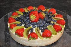Ostekake Fruit Salad, Acai Bowl, Breakfast, Food, Acai Berry Bowl, Morning Coffee, Fruit Salads, Meals, Morning Breakfast