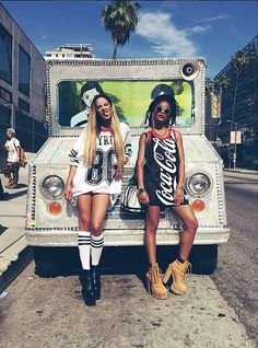 Simone Battle. Love L.A. Style