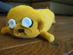 It's Adventure Time! Jake pencil case
