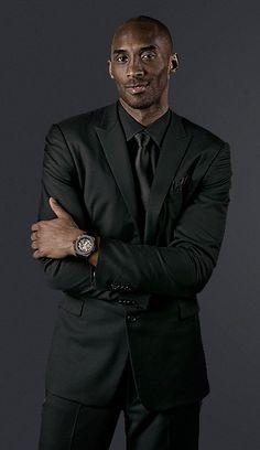 Kobe Bryant - Los Angeles Lakers Basketball Player and Hublot Ambassador