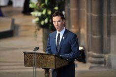 The poem dedicated to Richard III read by Benedict Cumberbatch