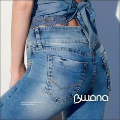 MODA EM MINAS: Bwana