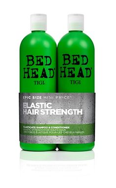 Tigi BED HEAD Tween Duo Shampoo and Conditioner Elasticate, 1er Pack (1 x 1500 ml)