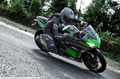 ON SALE NOW 2016 Kawasaki Ninja 300 ABS KRT Edition - K & H Motor Sports Little York, NY