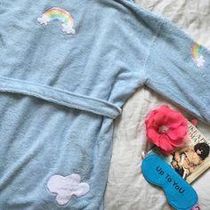 新品LA購入エージアンアパレルバスローブ レディースファッションのルームウェア/パジャマ(ルームウェア)の商品写真