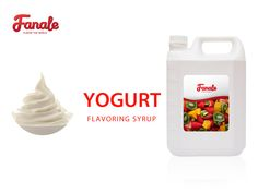 Yogurt Syrup -Fanale