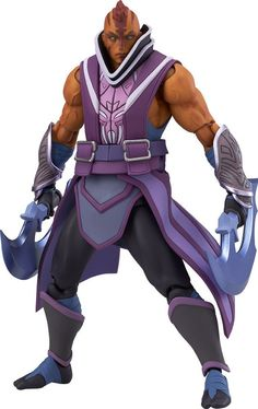Good Smile Dota 2 Anti-Mage Figma Action Figure