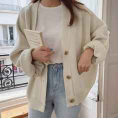 Mode Outfits, Korean Outfits, Winter Outfits, Fashion Outfits, Hijab Fashion, Fashion Hacks, Jeans Fashion, Fashion Quotes, Modest Fashion