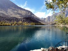 Upper Kachura Lake is located in Skardu, Pakistan. The beauty of the Upper Kachura Lake is almost untampered and mostly unexplored by travelers, due to lack of infrastructure owing to its rough terrain. The area has a rich flora of the Western Himalayan subalpine conifer forests ecoregion, and also known for its wild apricot - Prunus armeniaca orchards.