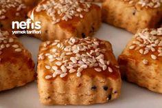 Kırmızı Biberli Çörek Otlu Kurabiye (Nefis) Tarifi nasıl yapılır? 3.459 kişinin defterindeki bu tarifin resimli anlatımı ve deneyenlerin fotoğrafları burada. Yazar: Habibe Çökmez