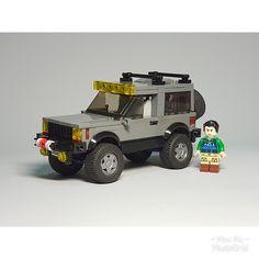 Image may contain: 1 person Lego Camper, Jeep Cherokee Xj, Legos, Scrap Mechanics, Amg Logo, Lego Wheels, Lego Machines, Lego Truck, Lego Speed Champions