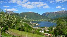 Ulvik Hardanger Norway