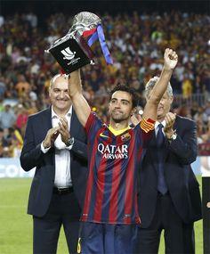 Xavi Hernandez, 2013, Fc Barcelona, Football Players, Amor, Spain, Soccer Players