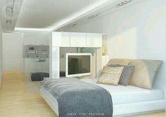 The Best 2019 Interior Design Trends - Interior Design Ideas Small Apartment Design, Condo Design, House Design, Small Space Living, Small Rooms, Small Spaces, Studio Living, Tiny Apartments, Beautiful Houses Interior