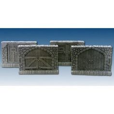 Portes doubles II