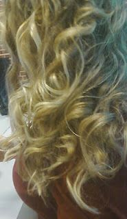 No Heat Curls!  And it works great!