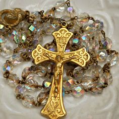 Image result for vintage rosary