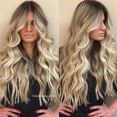 Blond..