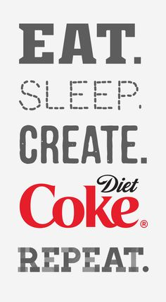 From moodboards to wish lists, every go-getter has a beautiful vision. Let Diet Coke power your passion projects.