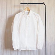 (プレビュー)YAECA - Comfort Shirt Standard Wide #white