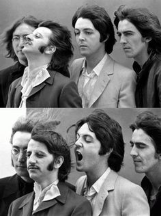The Beatles #celebs #celebrities #famous