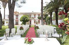 Fincas para bodas al aire libre #bodas #lugares #fincas