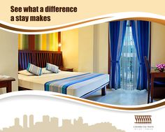Stay with us, See what a difference a stay makes.. #Colombocityhotel #stay #Hotelsinsrilanka