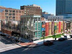 Public Library in Kansas City