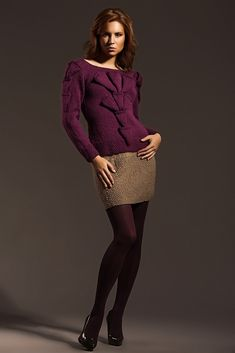 Ručně pletený svetr – MOLO7 Sweaters, Dresses, Fashion, Vestidos, Moda, Fashion Styles, Sweater, Dress, Fashion Illustrations