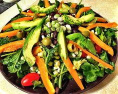 Mexican Inspired Salad