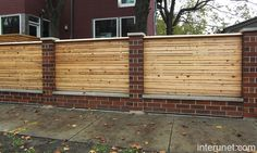 wood-fence-with-brick-columns