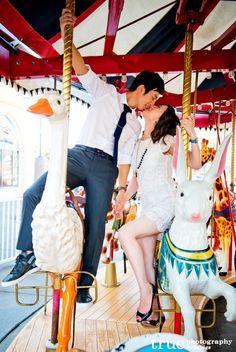 Carousel Photo Shoot
