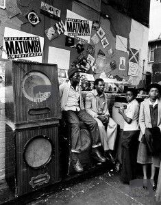 Photograph of a Sound System on Portobello Road, 1979 - The British Library Dub Music, Reggae Music, Hip Hop, Carl Zeiss Jena, Dancehall Reggae, Jamaican Music, Music Images, Musical, Music Is Life
